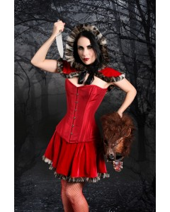 Little Red Riding Hood Corset