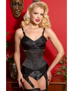 Playgirl Mimi Cotton Waist Training Waspie Corset