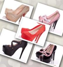 Footwear Montage