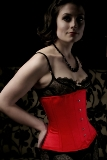 More Plus Size Corsets By Paulina De La Passionfruit - 17 July 2009
