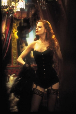 Celebrities in Corsets - 21 July 2009