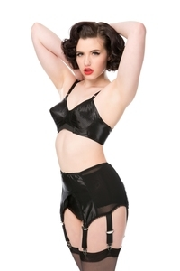 2fcf2ead29bed The Marilyn bullet bra by Court Royal