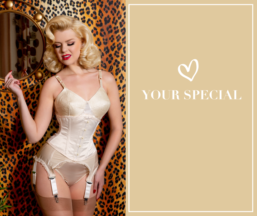 Find your perfect steel boned corsets, waist training corsets & retro  lingerie.