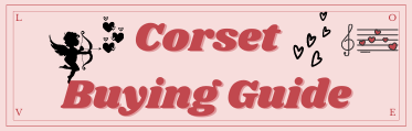 corset buying guide