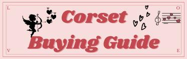 corset buying guide