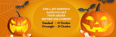 Halloween Last Ship Dates