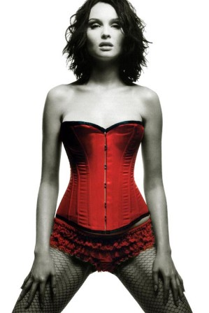How To Choose The Right Corset Size / TrueCorset Blog