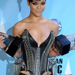 Rihanna is the latest corset wearing celebrity