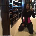 Kardashians in Corsets