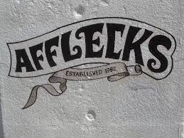 afflecks logo